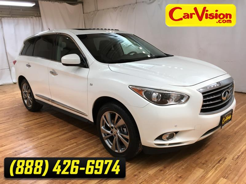 2014 Infiniti QX60 for sale at Car Vision in Norristown PA