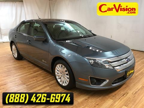 2011 Ford Fusion Hybrid for sale at Car Vision in Norristown PA