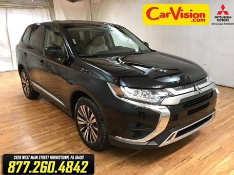 2019 Mitsubishi Outlander for sale in Norristown, PA