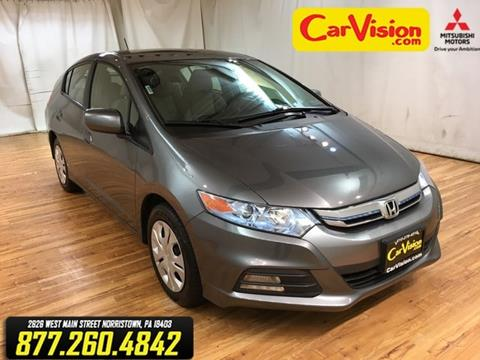 2012 Honda Insight for sale in Norristown, PA