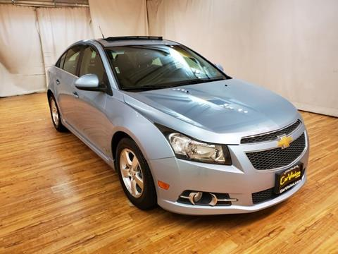 Best Mpg Used Cars >> 2012 Chevrolet Cruze For Sale In Norristown Pa