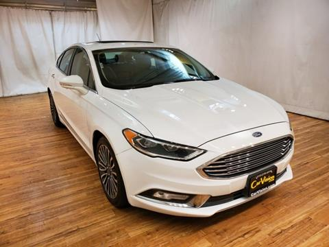 2017 Ford Fusion Energi for sale in Norristown, PA