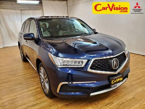 2017 Acura MDX for sale in Norristown, PA
