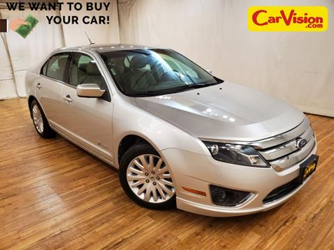 2011 Ford Fusion Hybrid for sale in Norristown, PA