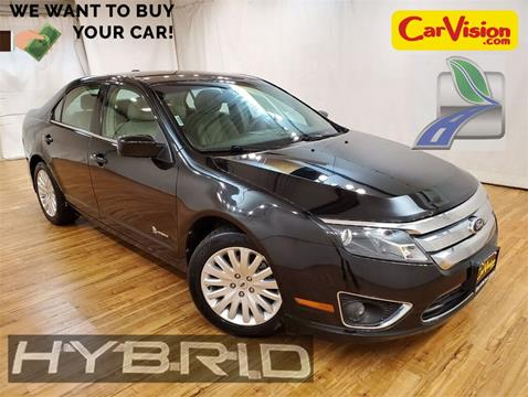 2012 Ford Fusion Hybrid for sale in Norristown, PA