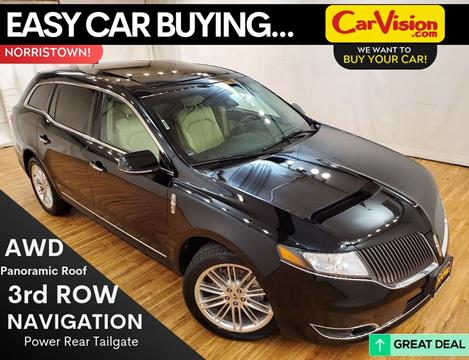 2016 Lincoln MKT for sale in Norristown, PA