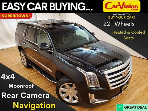 2018 Cadillac Escalade for sale in Norristown, PA