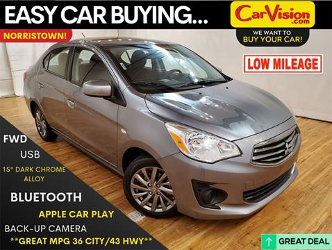 2019 Mitsubishi Mirage G4 for sale in Norristown, PA