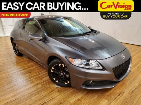 2015 Honda CR-Z for sale in Norristown, PA