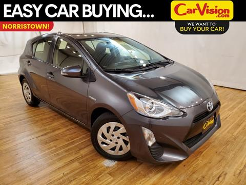 2016 Toyota Prius c for sale in Norristown, PA