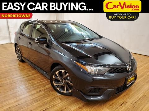 2016 Scion iM for sale in Norristown, PA