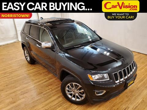2016 Jeep Grand Cherokee for sale in Norristown, PA
