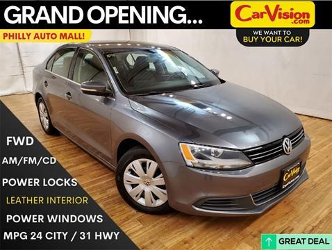2013 Volkswagen Jetta for sale in Philadelphia, PA