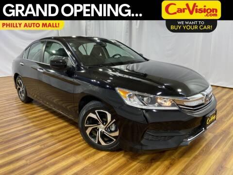 2016 Honda Accord for sale in Philadelphia, PA