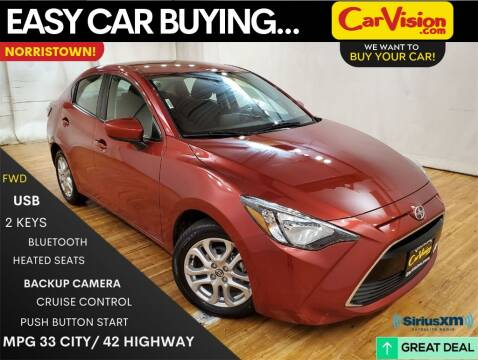 2016 Scion iA for sale at Car Vision Mitsubishi Norristown - Car Vision Philly Used Car SuperStore in Philadelphia PA