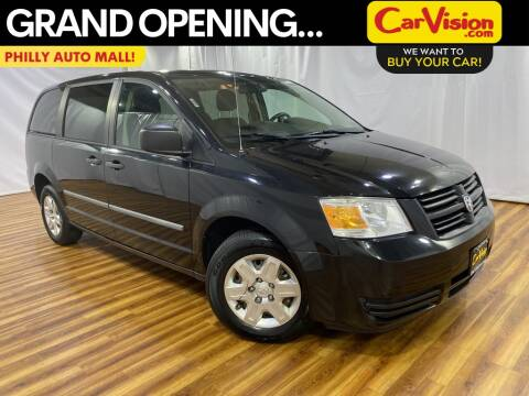 2010 Dodge Grand Caravan C/V for sale at Car Vision Mitsubishi Norristown - Car Vision Philly Used Car SuperStore in Philadelphia PA