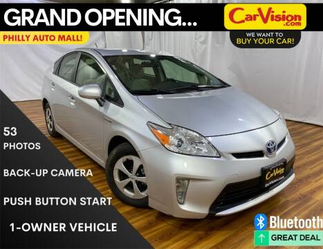 2012 Toyota Prius One for sale at Car Vision Mitsubishi Norristown - Car Vision Philly Used Car SuperStore in Philadelphia PA
