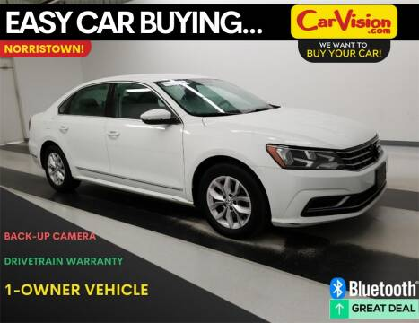 2017 Volkswagen Passat 1.8T S for sale at Car Vision Mitsubishi Norristown in Norristown PA