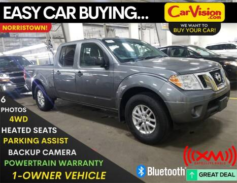 2017 Nissan Frontier for sale at Car Vision Mitsubishi Norristown in Norristown PA