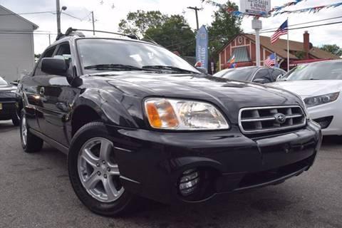 2006 Subaru Baja for sale in Paterson, NJ