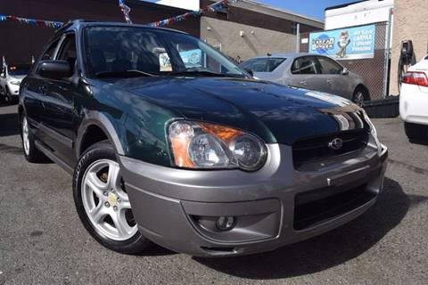 2004 Subaru Impreza for sale in Paterson, NJ