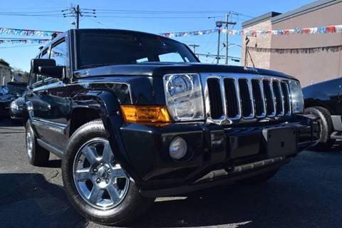 2008 Jeep Commander for sale in Paterson, NJ