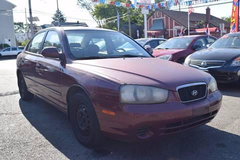 2001 Hyundai Elantra for sale in Paterson, NJ