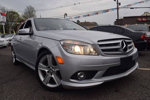 2010 Mercedes-Benz C-Class for sale in Paterson, NJ