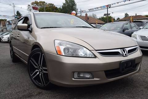 2006 Honda Accord for sale in Paterson, NJ