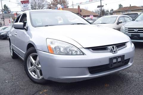 2003 Honda Accord for sale in Paterson, NJ
