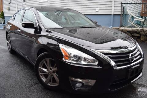 2014 Nissan Altima for sale at VNC Inc in Paterson NJ