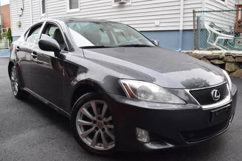 2008 Lexus IS 250 for sale at VNC Inc in Paterson NJ