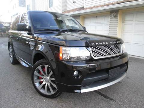 2013 Land Rover Range Rover Sport for sale in Paterson, NJ