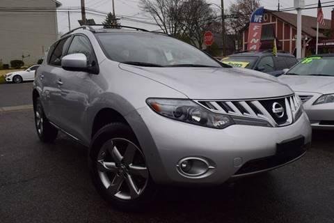 2010 Nissan Murano for sale in Paterson, NJ