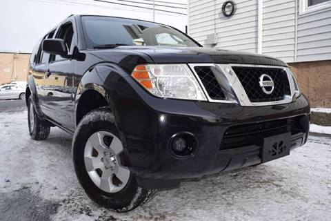 2008 Nissan Pathfinder for sale in Paterson, NJ