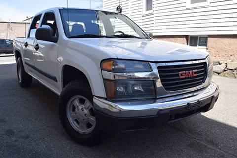 2007 GMC Canyon for sale in Paterson, NJ