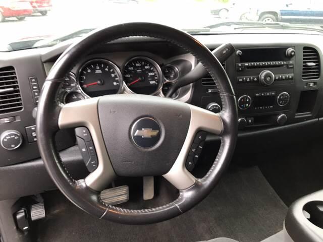 2007 Chevrolet Silverado 1500 LT1 4dr Crew Cab 4WD 5.8 ft. SB - Hudson NY