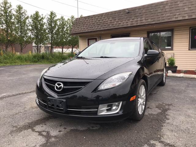 2009 Mazda MAZDA6 i Grand Touring 4dr Sedan 5A - Hudson NY