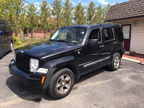 2008 Jeep Liberty for sale in Hudson, NY