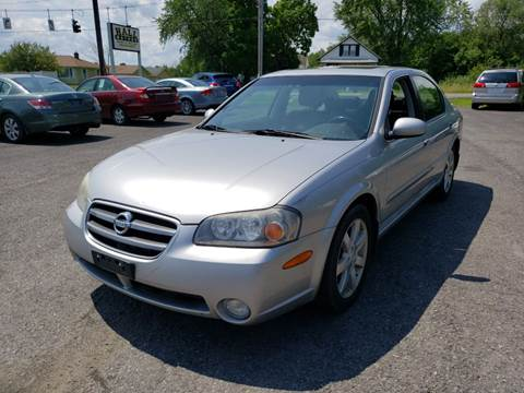 2003 Nissan Maxima for sale in Hudson, NY