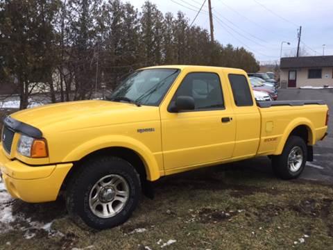 2002 Ford Ranger for sale in Hudson, NY