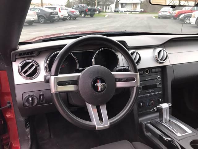 2009 Ford Mustang V6 Premium 2dr Coupe - Hudson NY