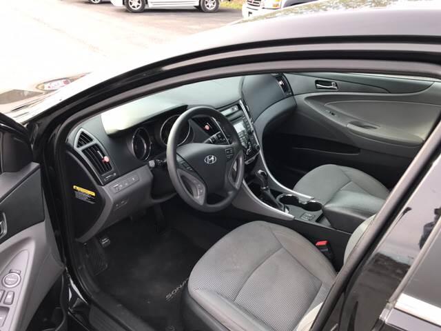 2013 Hyundai Sonata GLS 4dr Sedan - Hudson NY