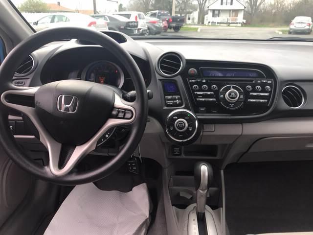 2011 Honda Insight LX 4dr Hatchback - Hudson NY