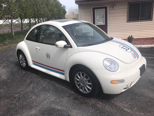 2005 Volkswagen New Beetle GLS 2dr Hatchback - Hudson NY