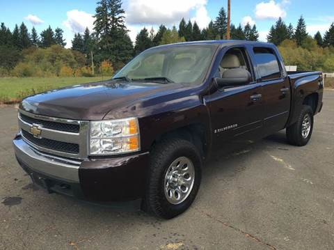 2008 Chevrolet Silverado 1500 for sale at Bridgeport Auto Group in Portland OR