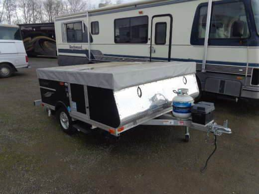2014 Livin Lite Quicksilver 8.0 for sale at Bridgeport Auto Group in Portland OR