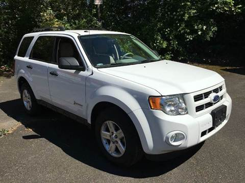 2012 Ford Escape Hybrid for sale at Bridgeport Auto Group in Portland OR