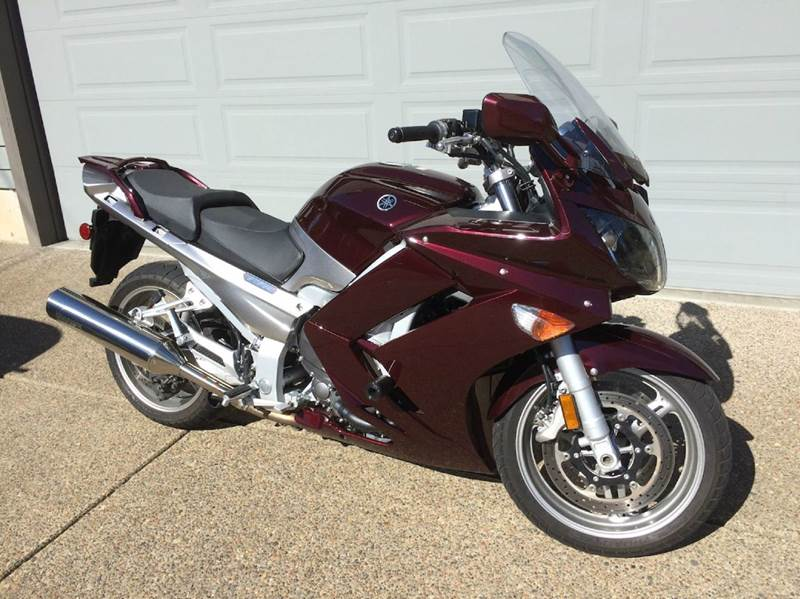 2007 Yamaha FJR1300 for sale at Bridgeport Auto Group in Portland OR