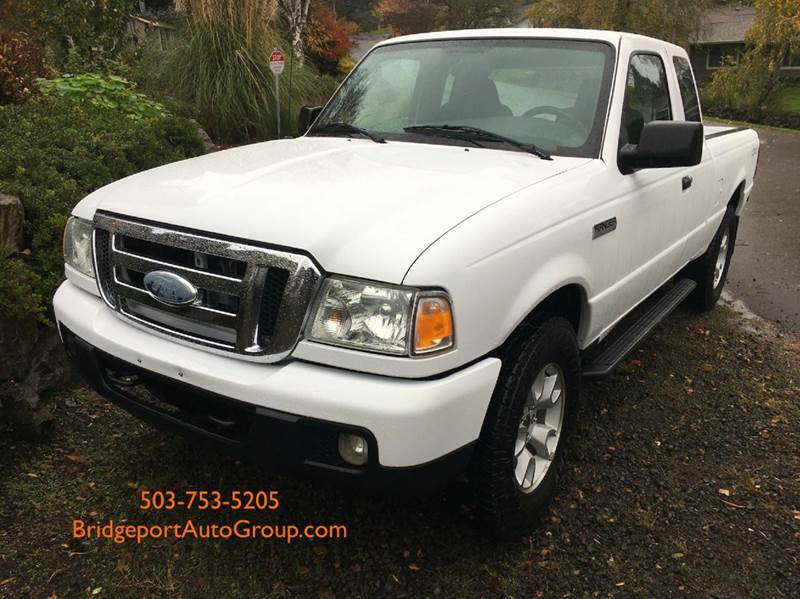 2007 Ford Ranger for sale at Bridgeport Auto Group in Portland OR
